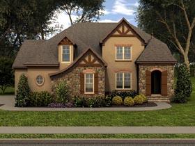 House Plan 53853