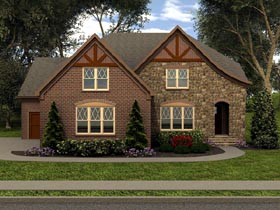 House Plan 53854