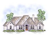 Plan Number 53901 - 2360 Square Feet