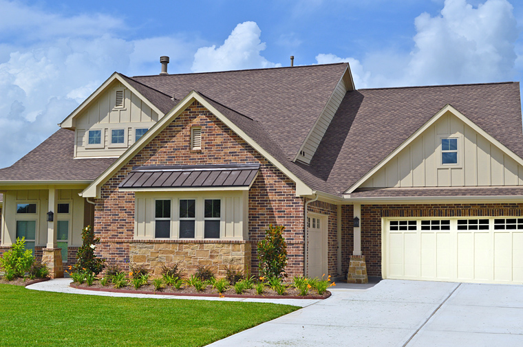 Country, Craftsman, European House Plan 53906 with 4 Beds, 4 Baths, 3 Car Garage Picture 1