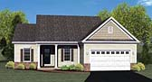 Plan Number 54001 - 1575 Square Feet