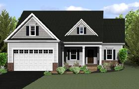 House Plan 54004