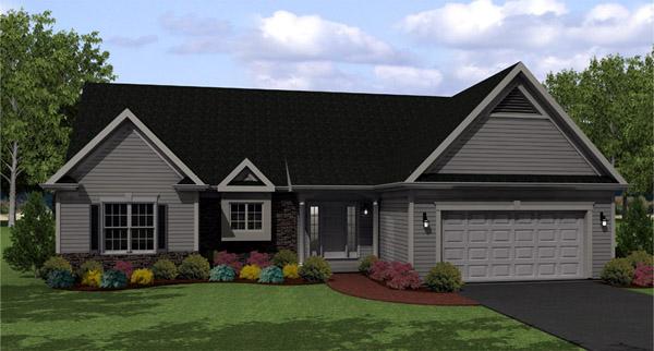 House Plan 54007
