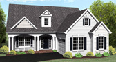 Plan Number 54010 - 1636 Square Feet