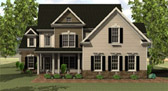 Plan Number 54016 - 1812 Square Feet
