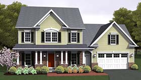 House Plan 54022