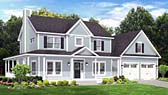 Plan Number 54031 - 2102 Square Feet