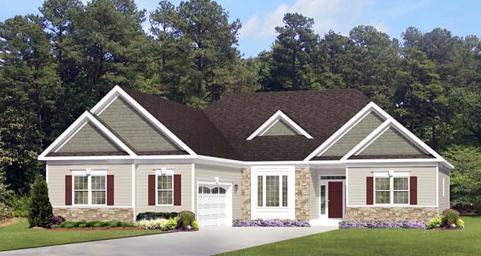 House Plan 54033