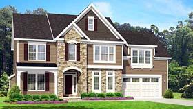House Plan 54039