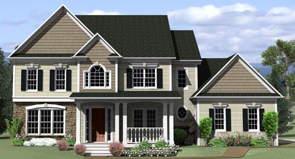 House Plan 54042