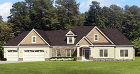 Plan Number 54044 - 2272 Square Feet