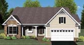 Plan Number 54059 - 1494 Square Feet
