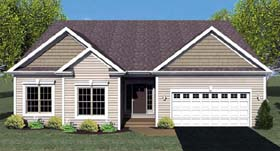 House Plan 54062