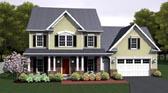 House Plan 54064