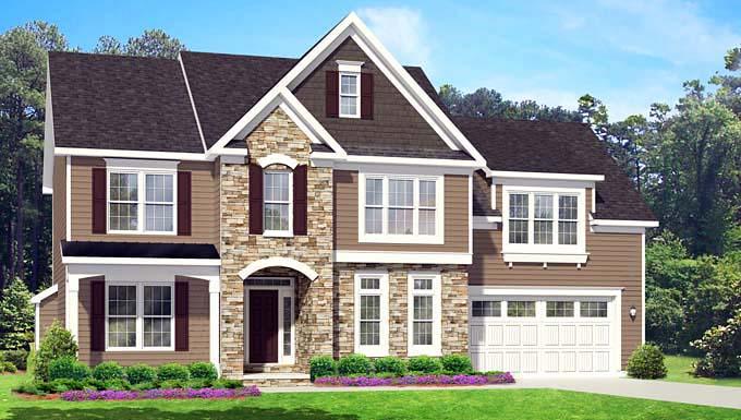 House Plan 54073