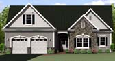 Plan Number 54075 - 1903 Square Feet