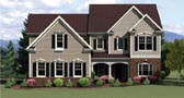 Plan Number 54083 - 2522 Square Feet