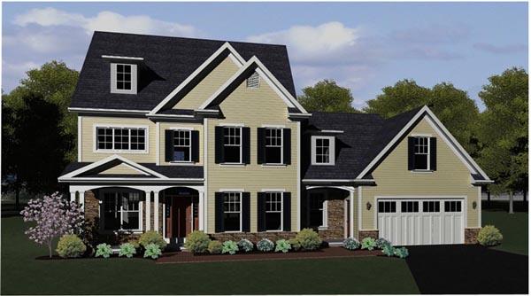 House Plan 54085