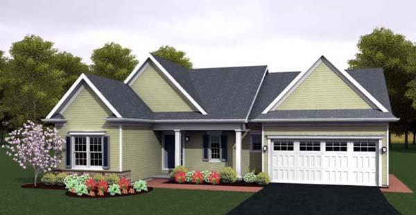 House Plan 54088