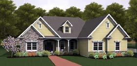 House Plan 54092