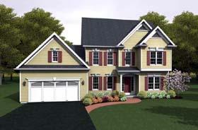House Plan 54113