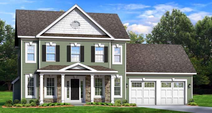 House Plan 54117
