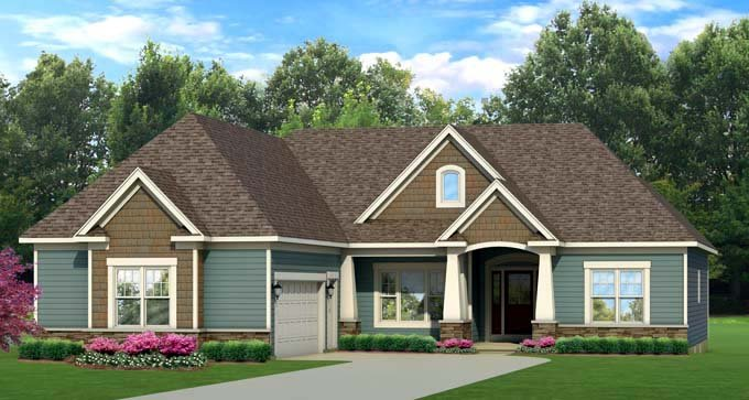 House Plan 54119