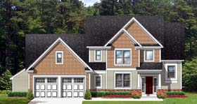 House Plan 54120