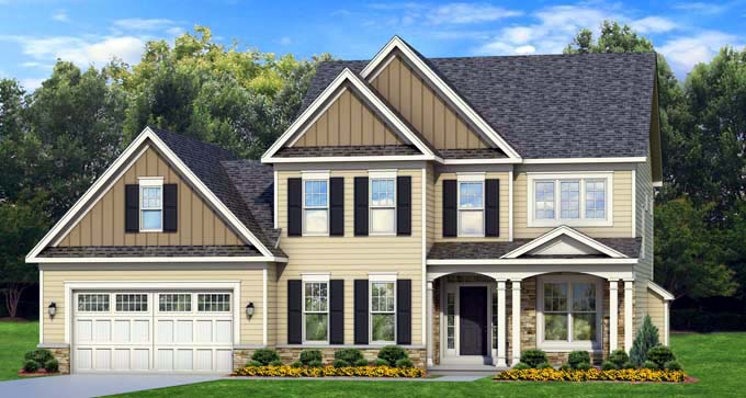 House Plan 54135