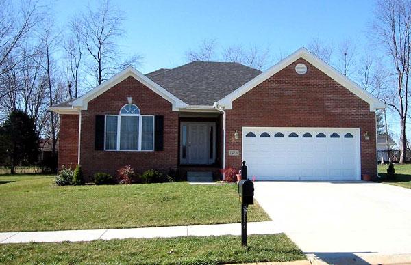 House Plan 54403