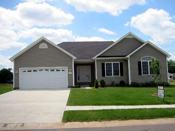 House Plan 54404