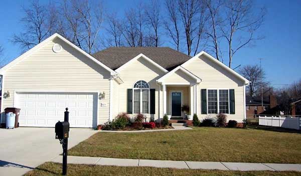 House Plan 54406