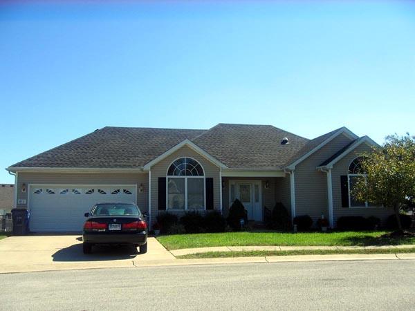 House Plan 54443