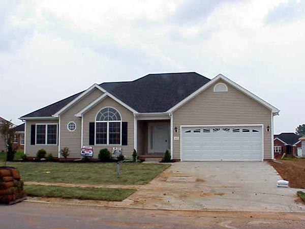 House Plan 54447