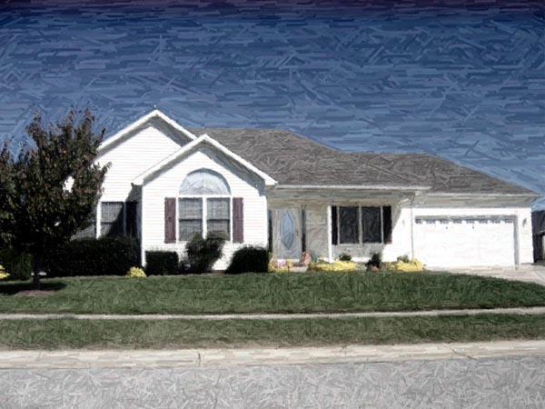 House Plan 54453