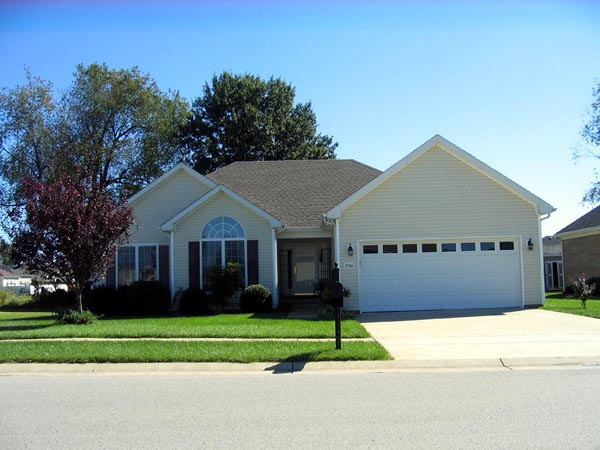 House Plan 54460