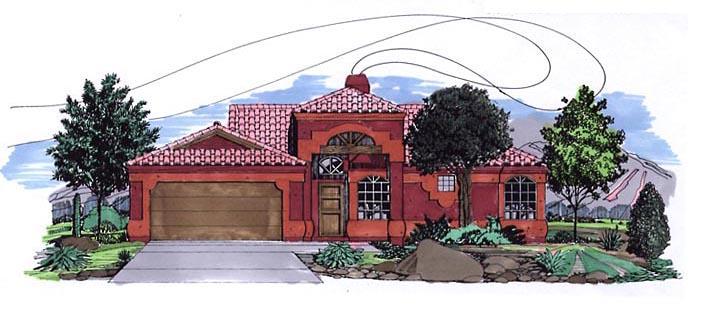 House Plan 54602