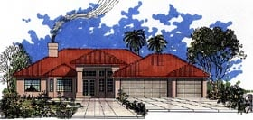 House Plan 54609