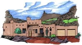 House Plan 54618