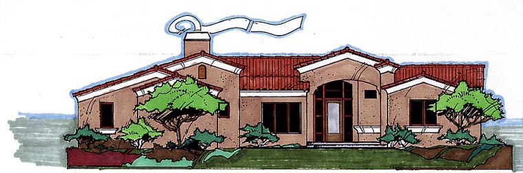 House Plan 54628
