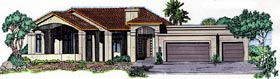 House Plan 54637