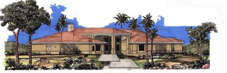 House Plan 54670