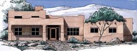 House Plan 54696