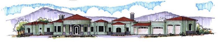 House Plan 54722