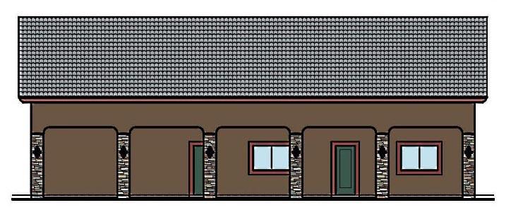 Garage Plan 54789