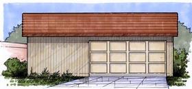 Garage Plan 54791