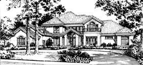 House Plan 54800