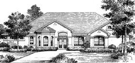 House Plan 54810