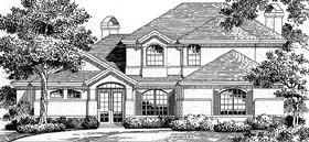 House Plan 54816