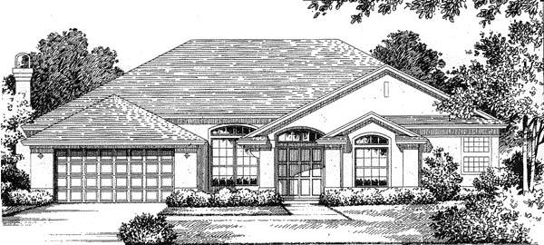 House Plan 54819